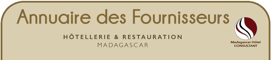 MHC - Annuaire professionnel des Fournisseurs en Hôtellerie et Restauration de Madagascar